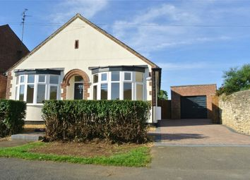 Thumbnail 3 bed detached bungalow for sale in Hall Lane, Werrington Village, Peterborough, Cambridgeshire