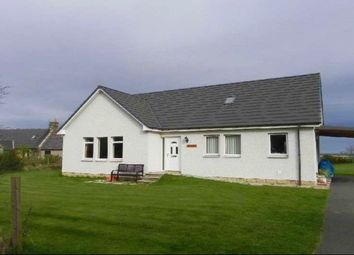 Thumbnail 4 bed detached house to rent in Slackend, Portgordon, Buckie