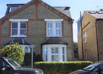 Thumbnail 4 bed semi-detached house for sale in Clifton Road, Kingston Upon Thames