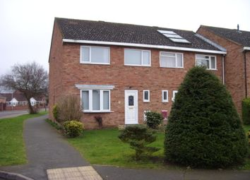 Thumbnail 3 bed semi-detached house to rent in Elmgrove Estate, Hardwicke, Gloucester
