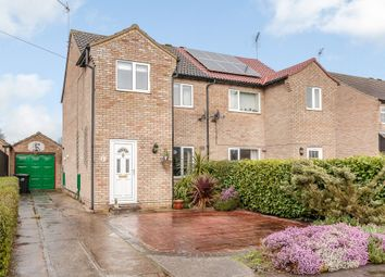 Thumbnail 3 bedroom semi-detached house for sale in Gilbert Scott Drive, Ely