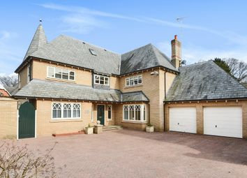 Thumbnail 5 bed detached house for sale in Tavistock Road, Wisbech