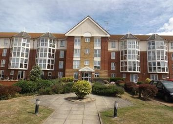 Thumbnail 1 bed flat to rent in Queens Court, Margate