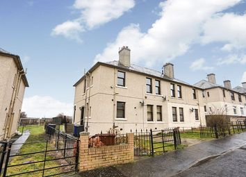 Thumbnail 2 bed flat for sale in The Crescent, Gowkshill, Gorebridge
