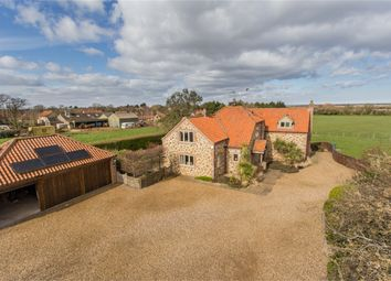 Thumbnail 4 bed detached house for sale in Thornham Road, Holme, Hunstanton
