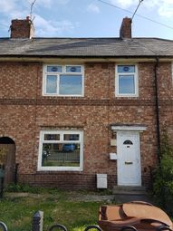 Thumbnail 3 bed terraced house to rent in St Anthony's Road, Newcastle Upon Tyne