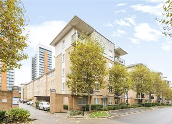 Thumbnail 2 bed flat for sale in Keel Court, 11 Newport Avenue, London