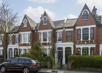 Thumbnail 4 bed terraced house for sale in Dresden Road, Whitehall Park