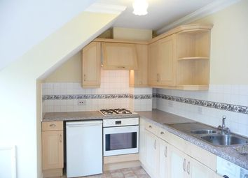 Thumbnail 1 bed flat to rent in Heron House, Two Rivers Way, Newbury