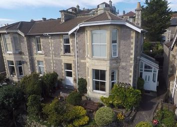 Thumbnail 4 bed semi-detached house for sale in Connaught Place, Weston-Super-Mare