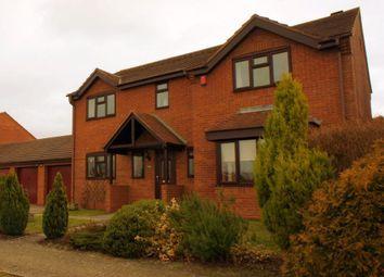 Thumbnail 4 bed property to rent in Lynmouth Crescent, Furzton Lake, Milton Keynes