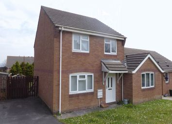 Thumbnail 3 bed semi-detached house for sale in Brynhyfryd, Llangennech, Llanelli, Carmarthenshire.