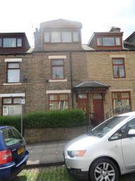 Thumbnail 4 bedroom terraced house for sale in Arncliffe Terrace, Bradford