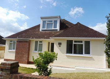 Thumbnail 3 bed detached bungalow for sale in Broadsands Park Road, Paignton