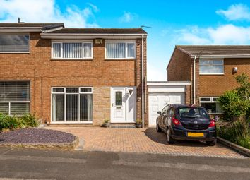 Thumbnail 3 bed semi-detached house for sale in Rosedale Gardens, Billingham