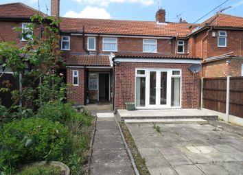 Thumbnail 2 bed terraced house for sale in Warren Street, Alvaston, Derby