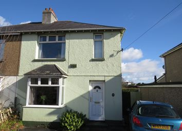 Thumbnail 3 bedroom semi-detached house for sale in Haye Road, Sherford, Plymouth