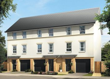 "Thumbnail 3 bed end terrace house for sale in ""Carradale"" at Liberton Gardens, Liberton, Edinburgh"