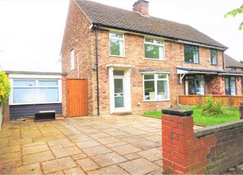 Thumbnail 3 bedroom semi-detached house for sale in Mather Avenue, Liverpool