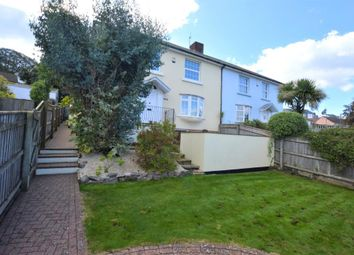 Thumbnail 4 bed semi-detached house for sale in Torquay Road, Shaldon, Devon