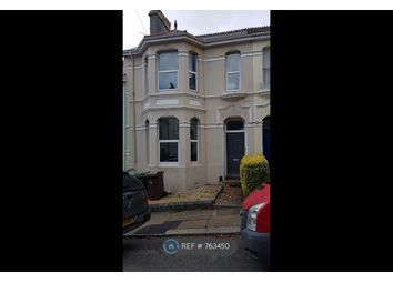 Thumbnail 5 bed terraced house to rent in Beatrice Avenue, Lipson, Plymouth
