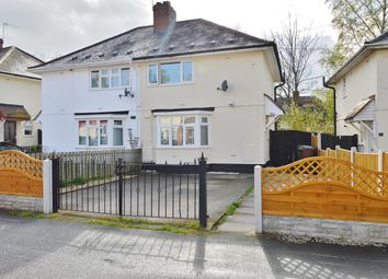 Thumbnail 2 bed semi-detached house for sale in St. Annes Road, Fordhouses, Wolverhampton