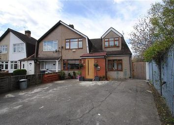 Thumbnail 3 bed end terrace house for sale in Norfolk Road, Feltham