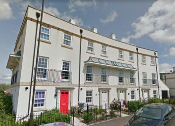 Thumbnail 4 bed town house to rent in Guan Road, Brockworth, Gloucester