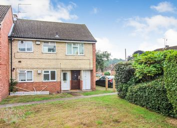 Thumbnail 1 bed flat for sale in Lilburne Avenue, Norwich