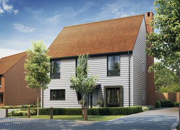 Thumbnail 4 bed detached house for sale in Halsted Lanes, Kings Road, West End, Woking, Surrey