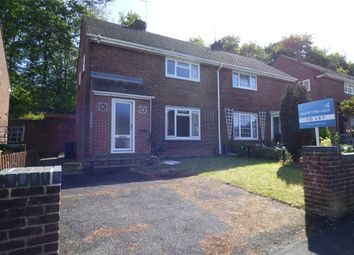 Thumbnail 1 bed semi-detached house to rent in Longfield Road, Winnall, Winchester, Hampshire