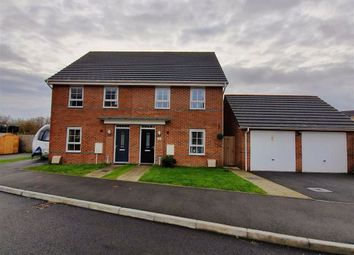 Thumbnail 3 bed semi-detached house for sale in Hillcrest, Swansea