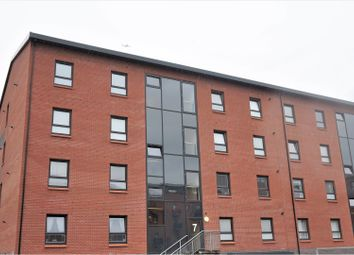 Thumbnail 1 bed flat for sale in 7 Cardon Square, Renfrew
