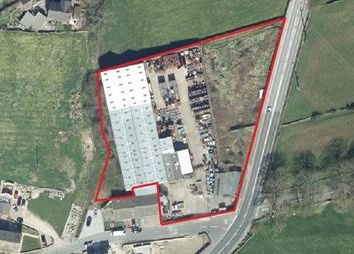 Thumbnail Light industrial for sale in 121 Bolton Road, Silsden, Keighley, West Yorkshire
