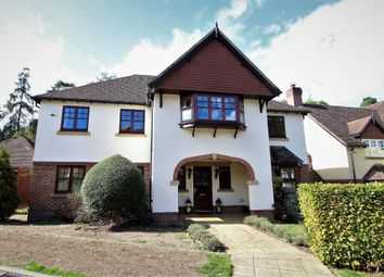 5 bed detached house for sale in Hawley Grove, Blackwater GU17