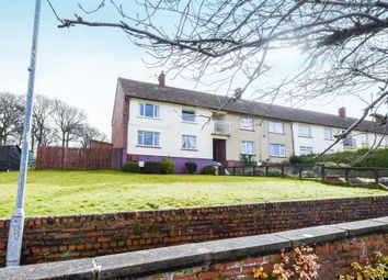 Thumbnail 2 bed flat for sale in Anderson Crescent, Ayr