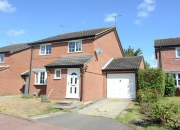 Thumbnail 4 bed detached house to rent in Regiment Close, Farnborough