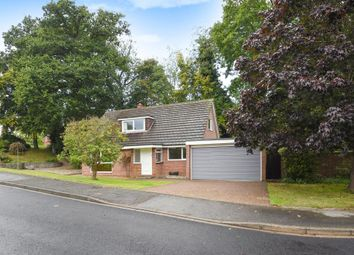 Thumbnail 3 bed detached house for sale in Ladwell Close, Newbury