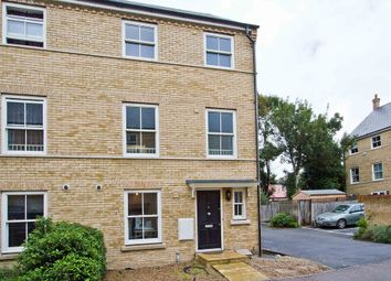 Thumbnail 5 bedroom end terrace house for sale in Silk Street, Ipswich