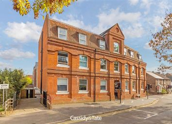 Thumbnail 2 bed flat for sale in Saxon House, St Albans, Hertfordshire