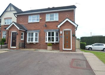 2 bed semi-detached house for sale in Ambleside Close, Macclesfield, Cheshire SK11