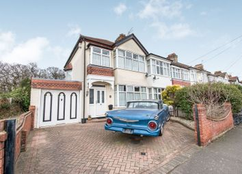 Thumbnail 3 bed end terrace house for sale in Cranston Gardens, Highams Park