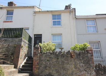 Thumbnail 2 bed terraced house for sale in St. James Road, Upton, Torquay