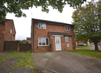 Thumbnail 2 bed semi-detached house for sale in Verwood Close, Watermeadow, Northampton