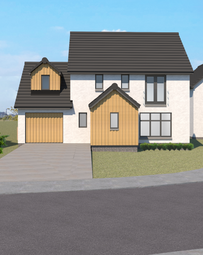 Thumbnail 4 bed detached house for sale in Plot 5 The Kingsway, Castle Grange, Off Old Quarry Road, Ballumbie, Dundee