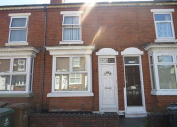Thumbnail 2 bed terraced house for sale in Dorothy Street, Walsall