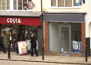 Thumbnail Retail premises to let in To Let - 14 Market Place, Ross On Wye