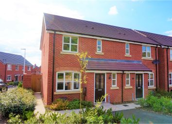 Thumbnail 3 bed semi-detached house for sale in Parker Drive, Leamington Spa