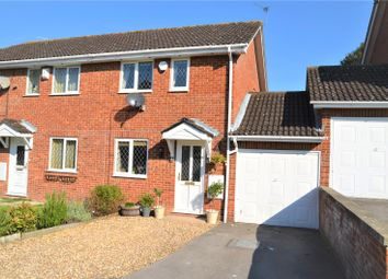 Thumbnail 2 bed semi-detached house for sale in Calshot Place, Calcot, Reading, Berkshire