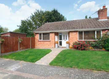 Thumbnail 2 bed bungalow for sale in Rentain Road, Chartham, Canterbury